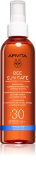 Apivita Bee Sun Safe Sol-olja SPF 30