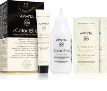 Apivita My Color Elixir barva na vlasy bez amoniaku