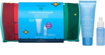 Apivita Aqua Beelicious подарунковий набір (зі зволожуючим ефектом)