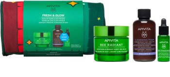 Apivita Bee Radiant Gift Set (with Anti-Ageing Effect)