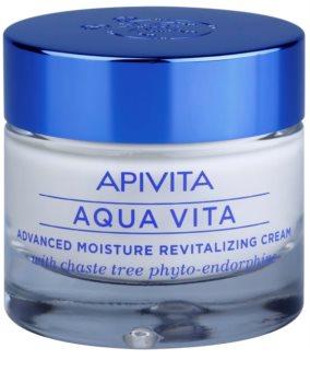 Apivita Aqua Vita интензивно хидратиращ и ревитализиращ крем за смесена и мазна кожа