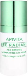 Apivita Bee Radiant Föryngrande uppljusande ögonkräm