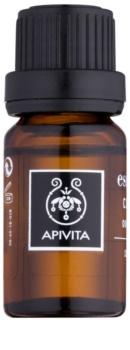Apivita Essential Oils Cedarwood óleo orgânico essêncial