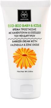 Apivita Eco-Bio Baby & Kids crème apaisante pour bébé et enfant anti-érythèmes