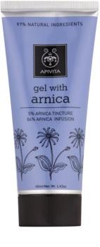 Apivita Herbal Arnica gel na modřiny, pohmožděniny a otoky