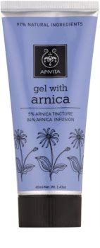 Apivita Herbal Arnica gél zúzódásokra, lila foltokra és duzzanatokra