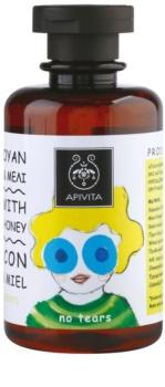 Apivita Kids Chamomile & Honey beruhigendes Shampoo für Kinder