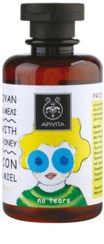 Apivita Kids Chamomile & Honey shampoo lenitivo per bambini