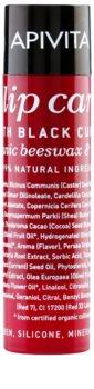 Apivita Lip Care Black Currant baume à lèvres hydratant