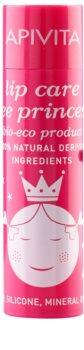 Apivita Lip Care Bee Princess bálsamo hidratante para labios para niños