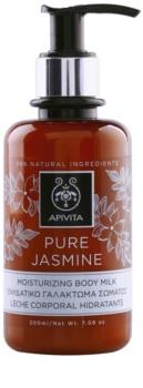 Apivita Pure Jasmine loțiune de corp hidratantă
