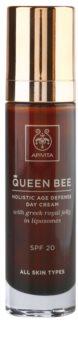 Apivita Queen Bee crema de día antienvejecimiento  SPF 20
