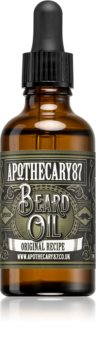 Apothecary 87 Original Recipe olej na bradu