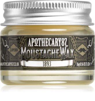 Apothecary 87 1893 κερί για το μουστάκι