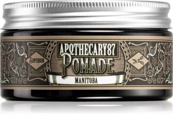 Apothecary 87 Manitoba pomada para el cabello