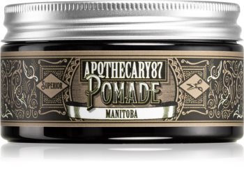 Apothecary 87 Manitoba pommade cheveux