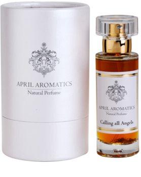 April Aromatics Calling All Angels parfémovaná voda unisex 30 ml