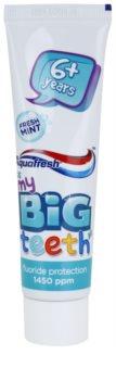 Aquafresh Big Teeth Pasta de dinti pentru copii.