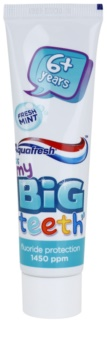 Aquafresh Big Teeth zobna pasta za otroke