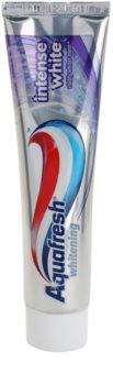 Aquafresh Whitening dentífrico para brancura intensiva