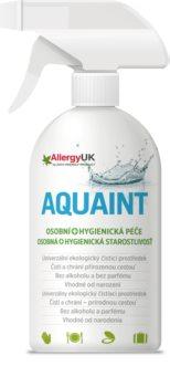 Aquaint Hygiene água de limpeza para mãos