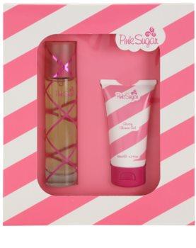 Aquolina Pink Sugar ajándékszett I. hölgyeknek