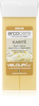 Arcocere Professional Wax Karité vax för epilering Roll-on
