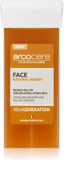 Arcocere Professional Wax Face Natural Honey gyanta szőrtelenítéshez az arcra