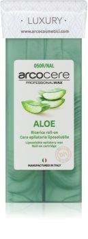 Arcocere Professional Wax Aloe cera para depilação roll-on