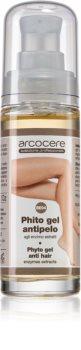 Arcocere After Wax  Phyto gel gel anti-crescimento de pêlos