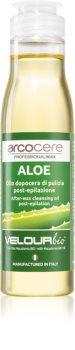 Arcocere After Wax  Aloe óleo de limpeza apaziguador pós-depilação