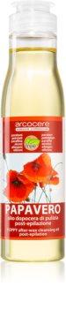 Arcocere After Wax  Papavero beruhigendes Reinigungsöl zur Benutzung nach der Epilation