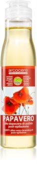Arcocere After Wax  Papavero kojący olejek oczyszczający krem po depilacji