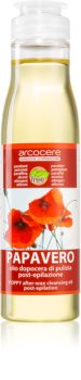Arcocere After Wax  Papavero Soothing Cleansing Oil after epilation