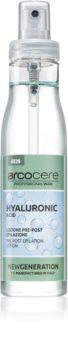 Arcocere After Wax  Hyaluronic Acid Toner inden epilering