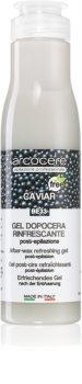 Arcocere After Wax  Caviar erfrischendes Reinigungsgel zur Benutzung nach der Epilation