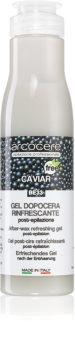 Arcocere After Wax  Caviar osviežujúci čistiaci gél po epilácii