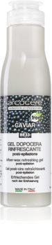 Arcocere After Wax  Caviar δροσιστικό καθαριστικό τζελ