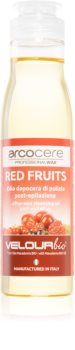 Arcocere After Wax  Red Fruits καταπραϋντικό καθαριστικό λάδι