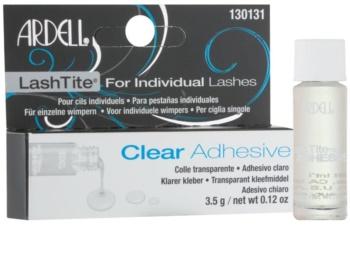 Ardell LashTite Transparent lim för lösögonfransar