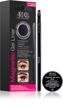 Ardell Magnetic Gel Liner magnetischer Eyeliner mit Pinselchen