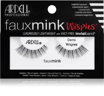 Ardell FauxMink Wispies τεχνητές βλεφαρίδες