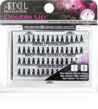 Ardell Double Up trsové nalepovací řasy s uzlíkem