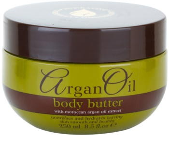 Argan Oil Hydrating Nourishing Cleansing Body Butter With Argan Oil