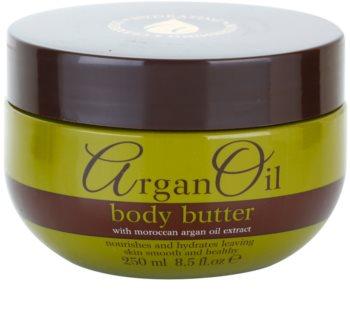 Argan Oil Hydrating Nourishing Cleansing burro corpo con olio di argan