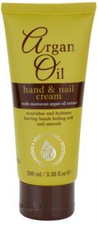 Argan Oil Hydrating Nourishing Cleansing Hand- & nagelkräm Med arganolja