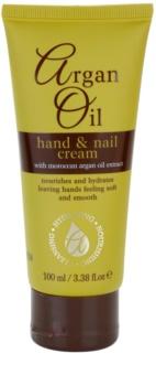 Argan Oil Hydrating Nourishing Cleansing krem do rąk i paznokci z olejkiem arganowym