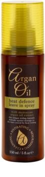 Argan Oil Hydrating Nourishing Cleansing Spray für thermische Umformung von Haaren