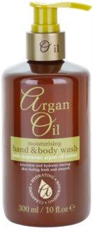 Argan Oil Hydrating Nourishing Cleansing vyživující tekuté mýdlo s arganovým olejem