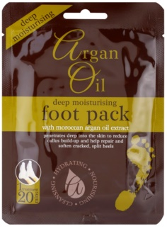 Argan Oil Pack calcetines hidratantes